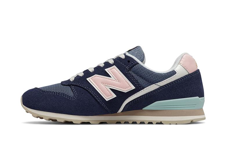 new balance 996 mujer azul