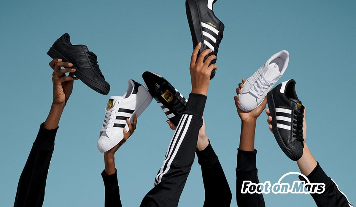 Zapatillas Adidas Superstar, desde 1970