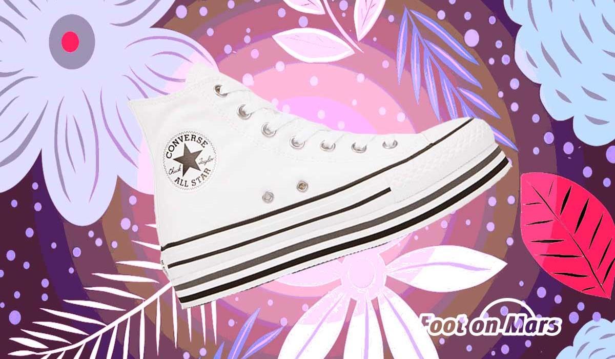 Vuelve la primavera, vuelven las zapatillas Converse