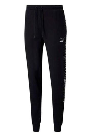 Pantalones Puma ELEVATE Sweatpants negros