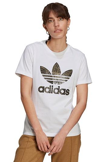 Camiseta adidas TEE blanca