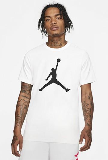 Camiseta Nike Jordan Jumpman Blanca