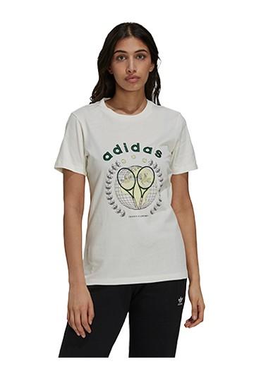 Camiseta adidas GRAPHIC Blanca