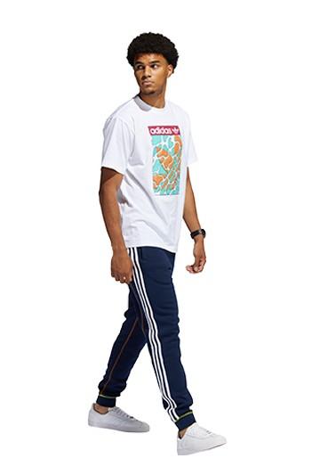 Camiseta adidas SUMMER TONGUE L Blanca
