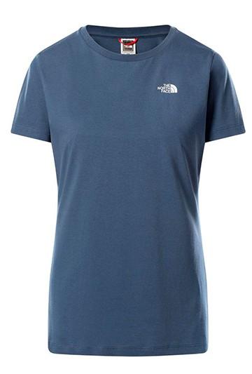 Camiseta The North Face SIMPLE DOME azul