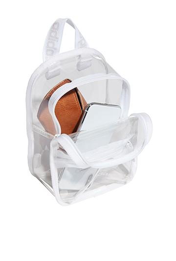 Mochila adidas BACKPACK Transparente