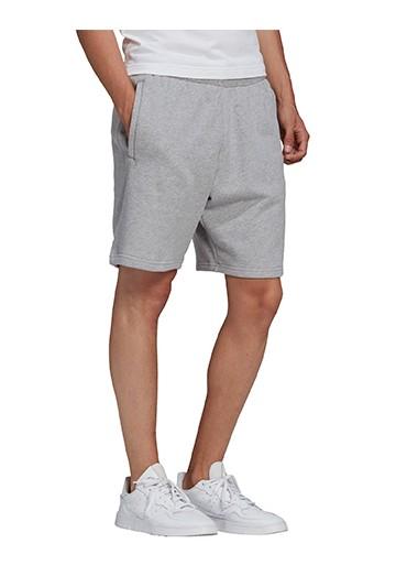 pantalones cortos adidas LOUNGEWEAR TREFOIL ESSENTIALS Grises