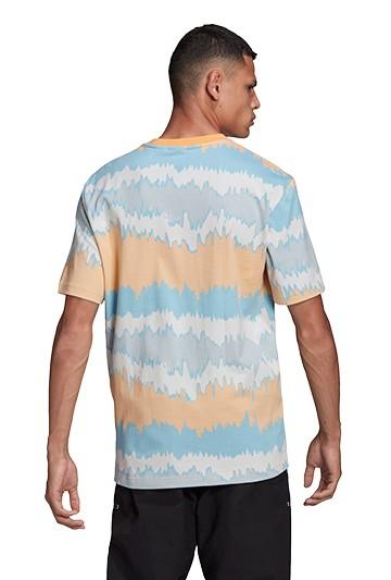 Camiseta adidas ADV AOP T SHIRT Multicolor