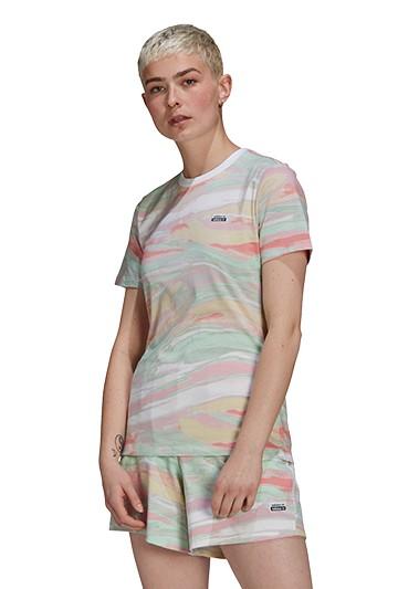 Camiseta adidas TEE R.Y.V. Multicolor