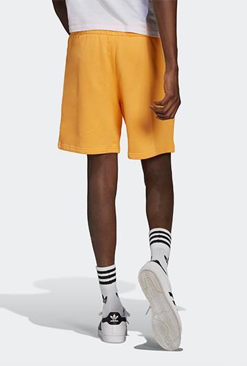 Pantalón adidas TREFOIL ESSENTIALS naranja
