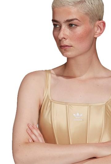 Camiseta adidas CORSÉ beige