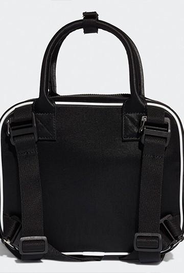 Bolso adidas BAG NYLON negro
