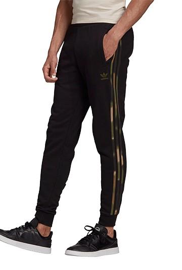 Pantalón adidas CAMO SWEAT PANT negro