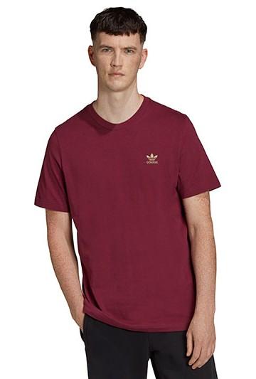 Camiseta adidas ESSENTIAL TEE Roja