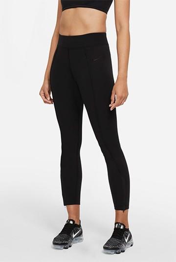 Mallas Nike Sportswear Leg-A-See Women Negras