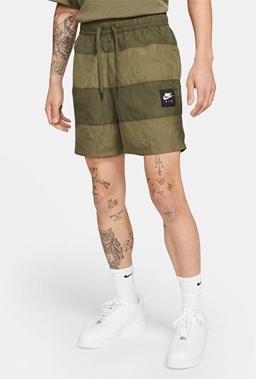 pantalones cortos Nike Air Verdes