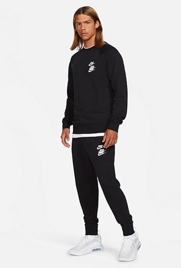 Pantalones largos Nike Sportswear negros
