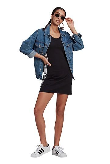Vestido adidas ADICOLOR CLASSICS negro