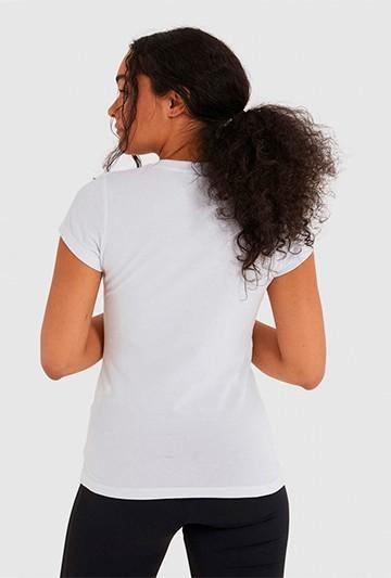Camiseta Ellesse CI blanca