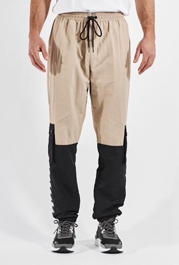 Pantalón Kappa ERISTO marrón