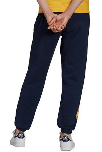 Pantalón adidas SCRIPT azul