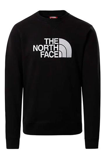 Sudadera The North Face DREW PEAK CREW negra