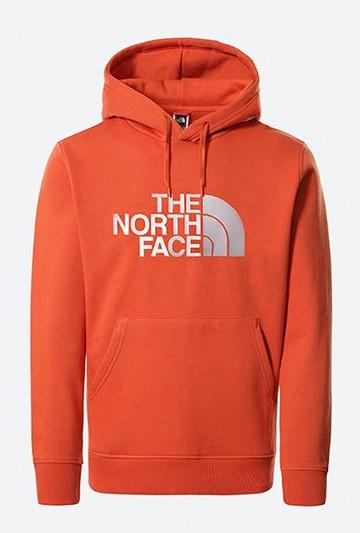 Sudadera The North Face DREW PEAK PLV naranja