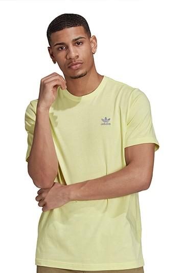 Camiseta adidas ESSENTIAL TEE Amarilla