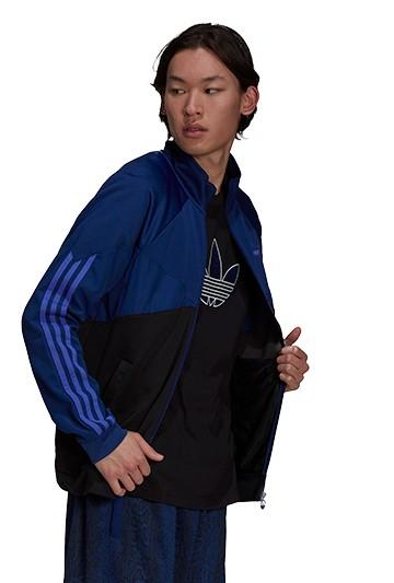 Chaqueta adidas SPRT COLORBLOCK azul