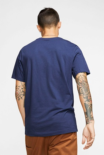 Camiseta Nike Sportswear Club azul