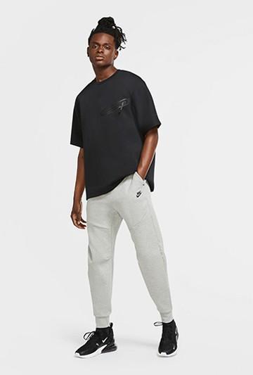 Pantalón Nike Tech Fleece Joggers gris