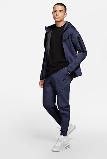 Pantalón Nike Tech Fleece Joggers azul