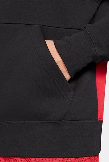 Sudadera Nike Jordan Jumpman Air Negra