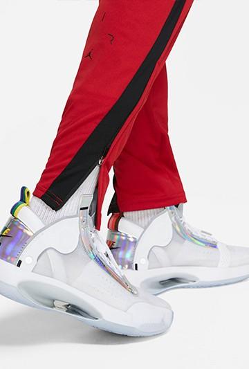 Pantalón Nike Jordan Dri-FIT Air rojo