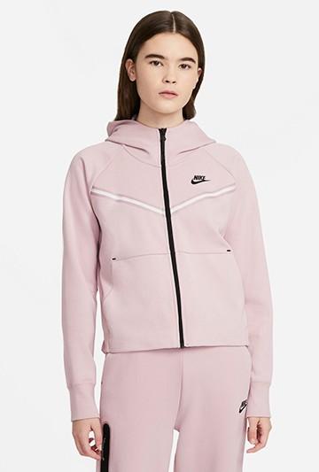 Chaqueta Nike Sportswear Tech Fleece Rosa