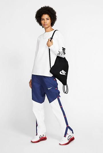 Mochila Nike Heritage 2.0 Gym Sack negra