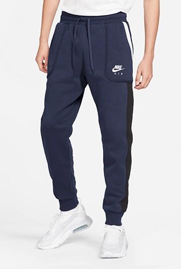 pantalon Nike Air Fleece Joggers Azul