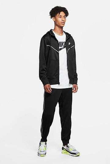 Pantalón Nike Sportswear Joggers negro