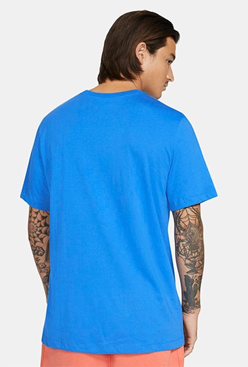 Camiseta Nike Jordan HBR Crew azul