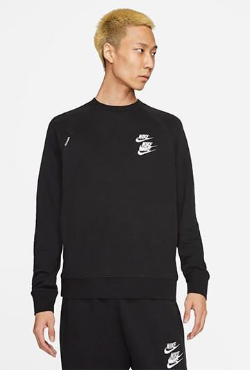 Sudadera Nike Sportswear negra