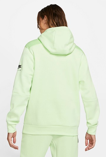 Sudadera Nike Air Pullover Fleece verde