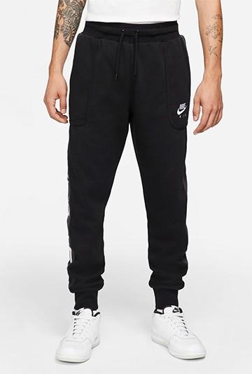 Pantalón Nike Air Fleece Joggers negro