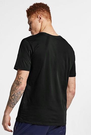 Camiseta Nike Jordan Sportswear Jumpman Air negra
