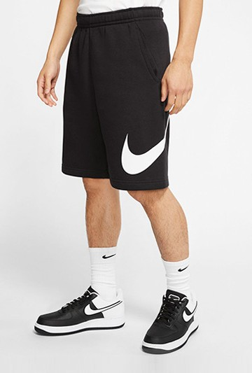 Pantalón Nike Sportswear Club Men's Graphic negro