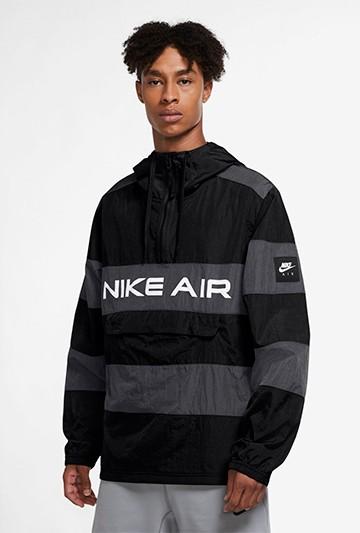 Sudadera Nike Air negra