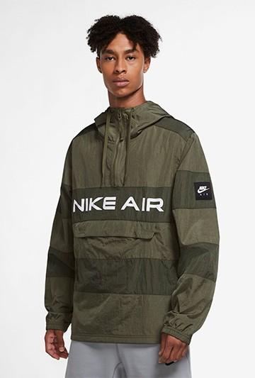 Sudadera Nike Air verde