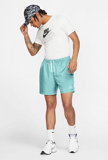 pantalones cortos Nike Sportswear Azules