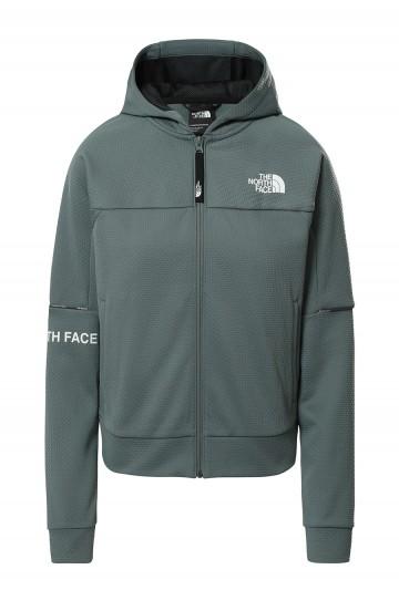 Chaqueta The North Face Mountain Athletics verde