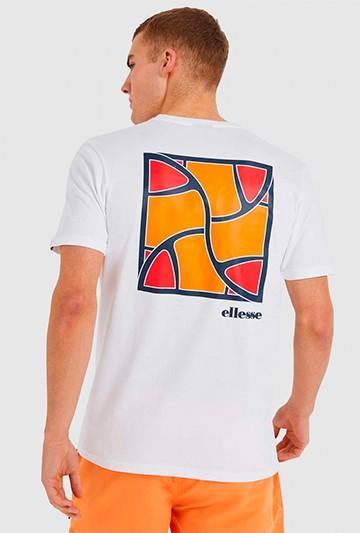 Camiseta Ellesse CACIOT blanca