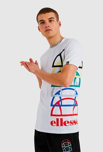 Camiseta Ellesse NURALLO TEE Blanca
